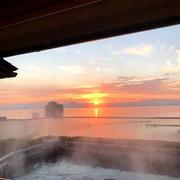 【末っ子JKすぅと滋賀の温泉へ行った話】と一昨日の晩ごはん