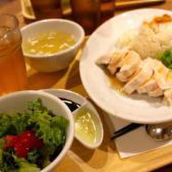 室内遊園地でパパが浮いた・・・++レシピ:鶏と夏野菜のササッと炒め++