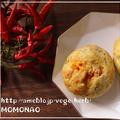 発酵なし♪ふんわりキムチーズパン by MOMONAOさん