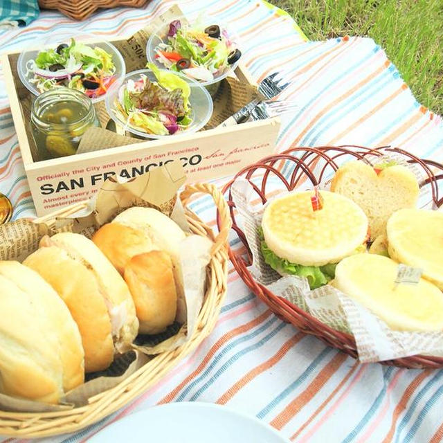 イングリッシュマフィン《朝食やブランチ、ピクニックに》