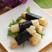 15分以内で作るスピードおつまみ!簡単、おいしい「海苔巻き」レシピ