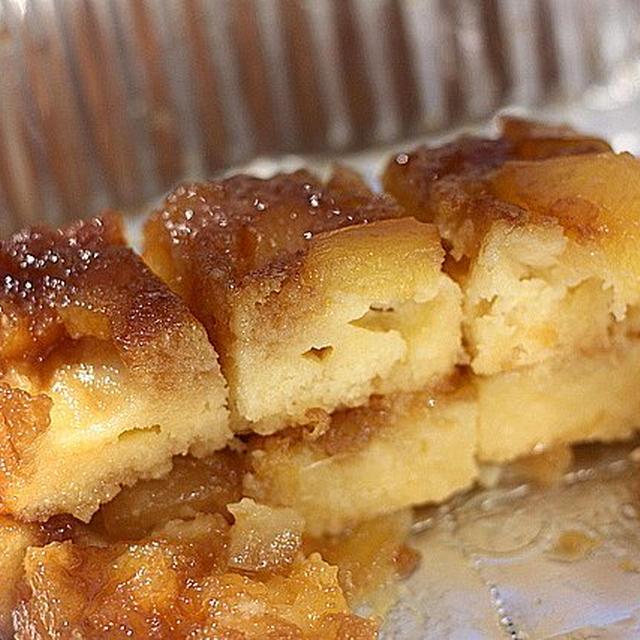 アップサイドダウンパイナップルケーキ