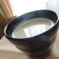 ◇レンジDe簡単☆紅茶豆乳甘酒