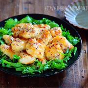 ♡超簡単スピードレシピ♡鶏むね肉deハニマス鶏マヨ♡【#時短#節約】