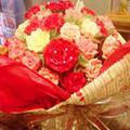 薔薇カップケーキ*鉢植え*特大