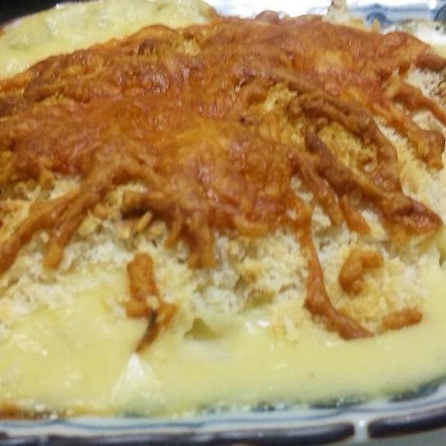 海老+麩*豆乳グラタン (キッチン ラボ)