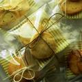 ローズマリーとチーズのショートブレッド