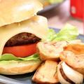 おうちでハンバーガー屋さん『ローズマリーのフライドポテト』のレシピ*