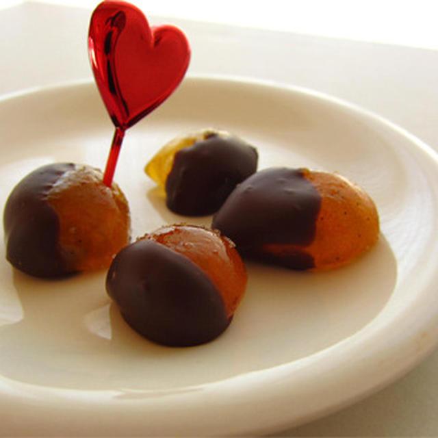 金柑ショコラ