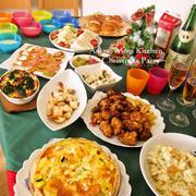 一カ月早いクリスマスパーティー! ~料理~