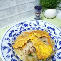 手軽でおいしいスタミナ料理「GABANあらびきチリペパー」で、フーチャンプルー