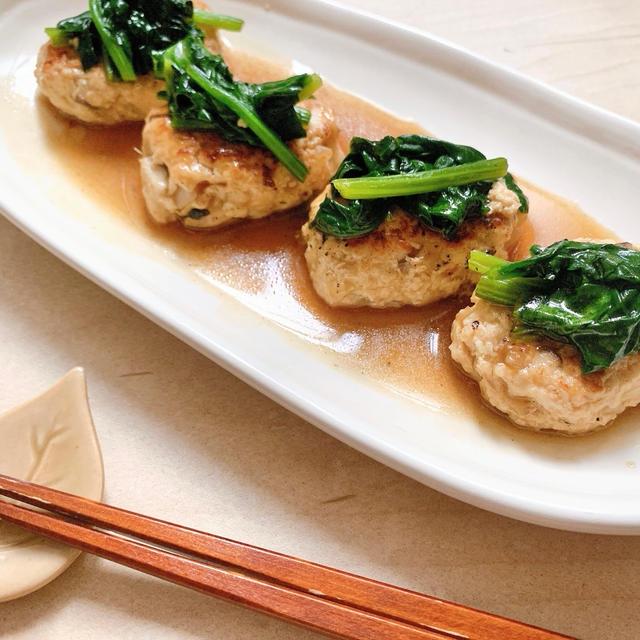 【レシピ】免疫力を高める為の栄養素。子供も好きな豆腐入り鶏つくね。