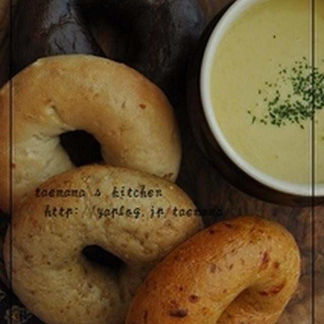 お店の味♪ 定番のコーンスープ  と  アウトレットにお出かけ^^