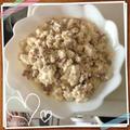簡単♪炭水化物&糖質オフダイエット 昼食