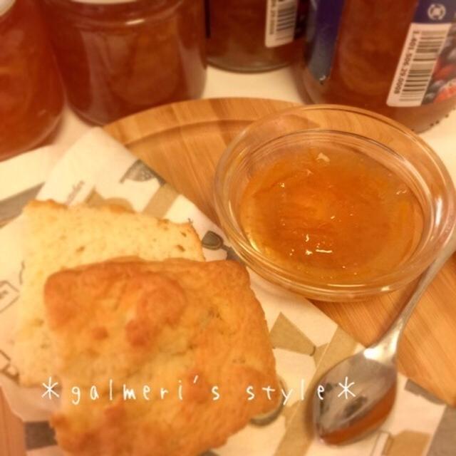 【休日のお菓子作り】パンやヨーグルトに♪丸ごと柚子ジャム