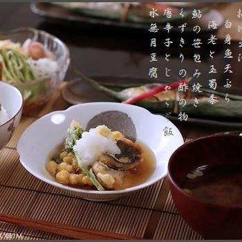 和食のお教室 ~水無月~