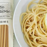 レモン風味のパスタ - Spaghetti al limone -