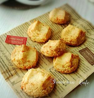♡Wチーズde作る♪サクサク♡チーズクッキーの作り方♡【スライスチーズ&粉チーズ*HM*おやつ】