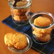 サクサク香ばしいバニラと紅茶の簡単ティークッキー