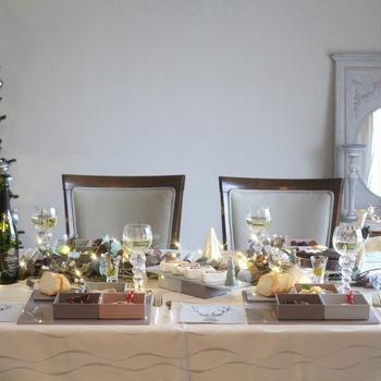 【掲載】towanのクリスマステーブルコーディネート