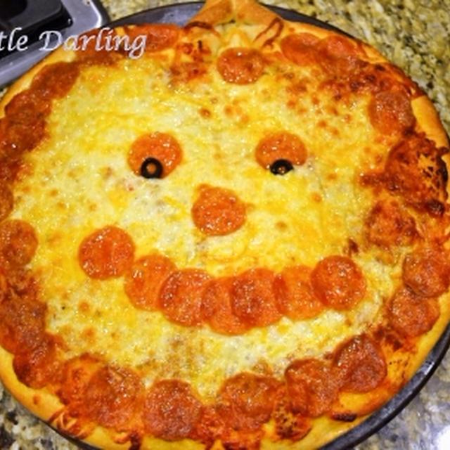 ジャック オランタン ピザ