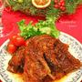 お正月や年末年始にも♪簡単炊飯器でほったらかしトロトロ柔らかBBQスペアリブ