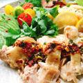 低糖質シンガポールチキンライス(海南鶏飯)