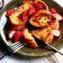 ♡厚切りフレンチトースト♡【#簡単#朝食#おやつ】