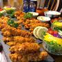 鶏胸肉のコーンフレーク揚げ(7人分)