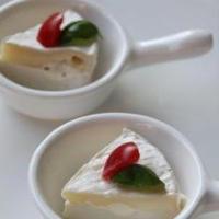 チーズとお豆腐のミニミニショートケーキ♡