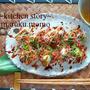 簡単!フライパンで作る★タコが顏出す『厚揚げタコ焼き』 by 桃咲マルク