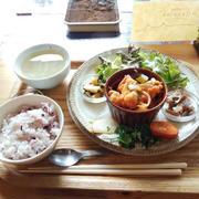 地元のおいしいお野菜を、よりおいしくいただけるほっこり系カフェ ≪武蔵境≫ミルナーナ
