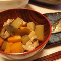 松茸と根菜ののっぺ風 by しまちゅう(旅情家)さん
