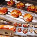 トースターで作るおつまみ^_^椎茸ピザ