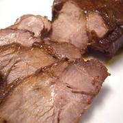 『豚肩ロースのチャーシュー(煮豚)』 圧力鍋チャーシューレシピ