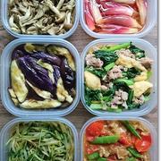 今週の常備菜☆野菜メイン1時間で6品!とトートがイイの。