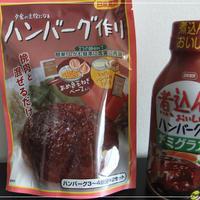 簡単でおいしい煮込みハンバーグ☆