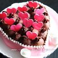 ハートチョコブレッド♪♪ by hannoahさん