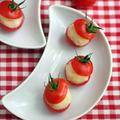 プチトマトのファルシー