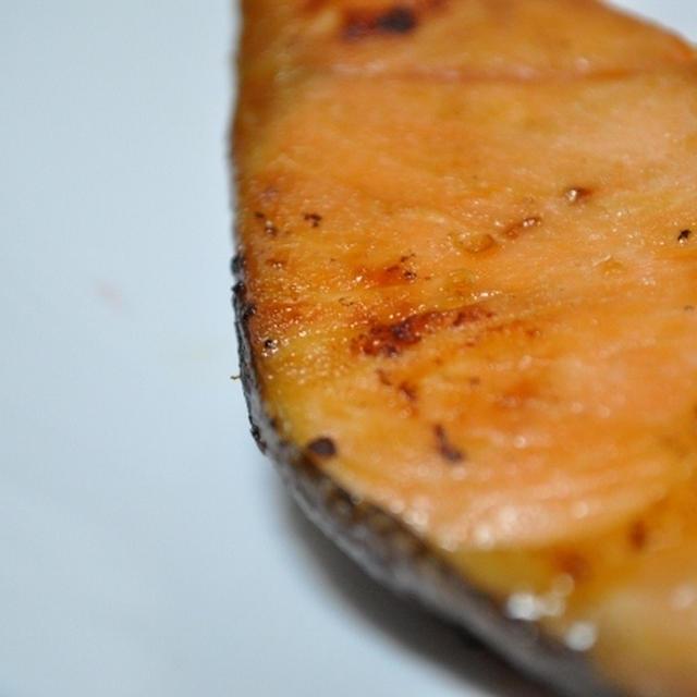 秋鮭*エスニック焼き