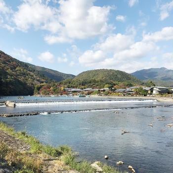 京都旅行 嵐山