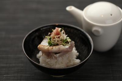 宮崎の郷土料理『かます冷汁』を横浜 たまプラーザでアレンジ おすすめです