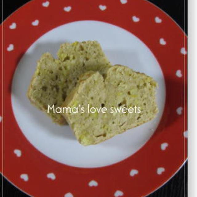 ~* 薩摩芋のパウンドケーキとお節♪ *~
