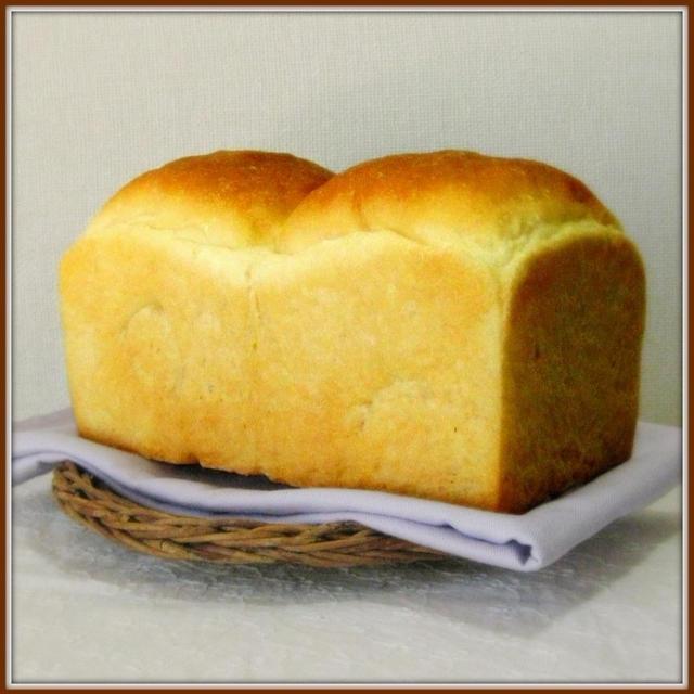 こねないでつくる♪食パン