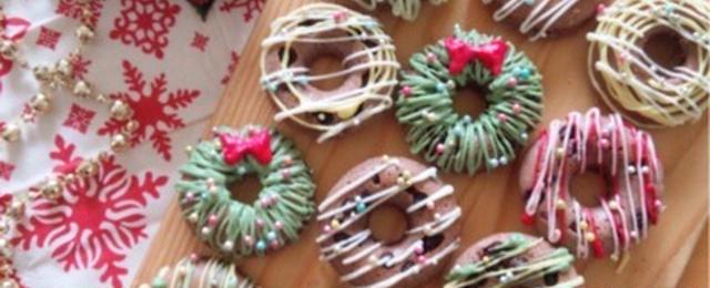 簡単に作れる!「ホットケーキミックス」でクリスマススイーツ
