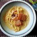 今日は豆乳の日♡ポルチーニ茸の濃厚クリームパスタdeおうちで簡単イタリア~ン♡(*^^*) by 笑さん