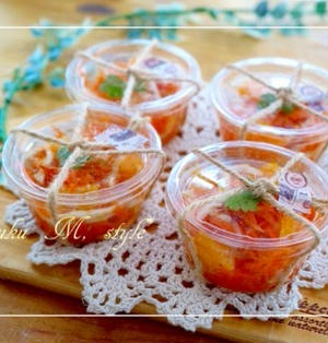 デリ風キャロットのフルーティーサラダ