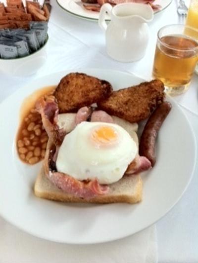 朝食の楽しみ方