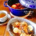 《レシピ》鶏手羽元のコチュジャン煮♡ と、本日のわんこ。 by きよみんーむぅさん
