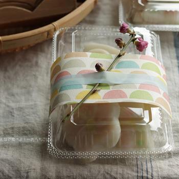 桃の節句のお雛菓子 米粉で作る「おこしもの」の作り方